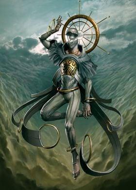 Sahaqiel - Angel of the Sky
