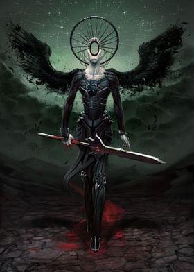 Simikiel - Angel of Vengeance
