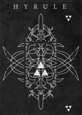 Geometric Hyrule