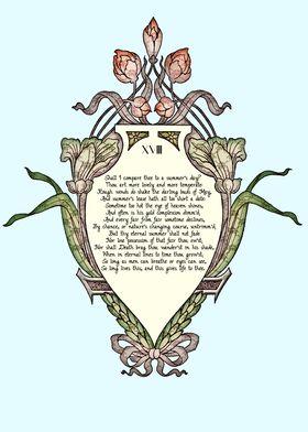 Shakespeare's 18th sonnet