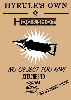 Hookshot Ad