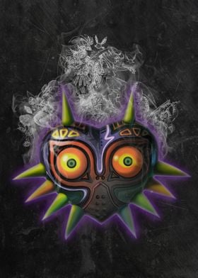 Majoras Mask intenseness.