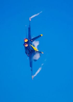 The Blue Angels - Afterburners On