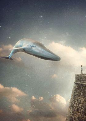 """Dream sequence""a photo manipulation"