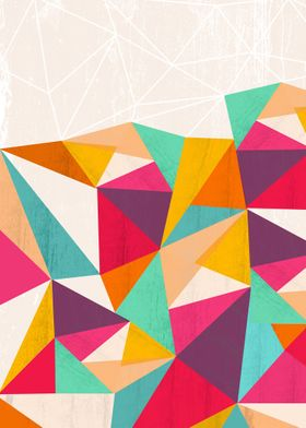 A colorful geometric work!