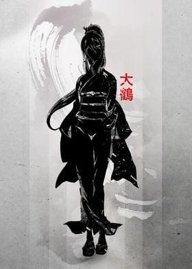 Afro Samurai | Okiku