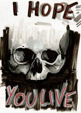 skull ..... and no more