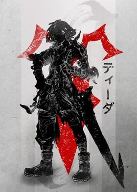 Crimson Tidus