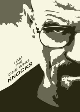 Walter white - from the TV show Breaking bad