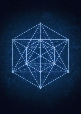 Sacred geometry Ocult Line