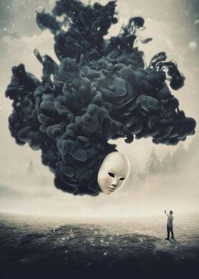My original surrealism art exploring the modern desensi ...