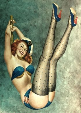 The Pin Up