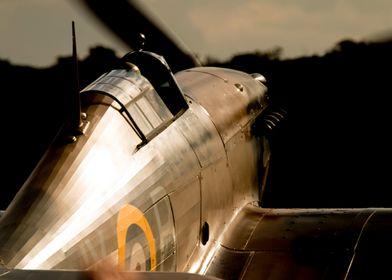 Veteran ww2 Hawker Hurricane