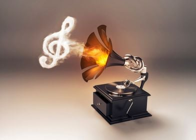 Let the music play.....                                 ...