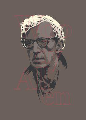 Famous Movie Directors - Woody Allen