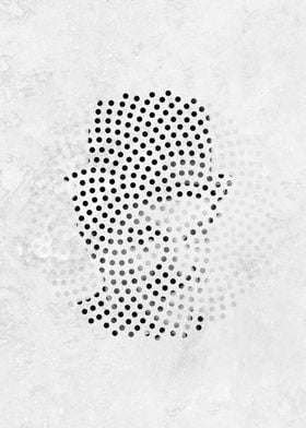 Optical Illusions - Iconical People #3