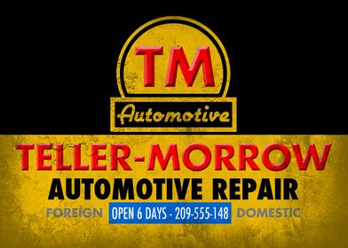 Teller Morrow Automotive S