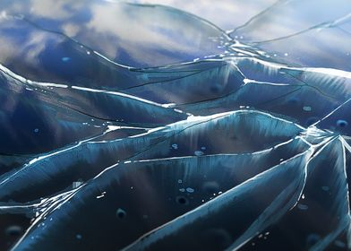 Ice Illustration