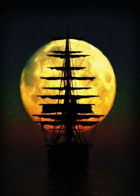 Pirates Of The Blood Moon I was thinking of different ...