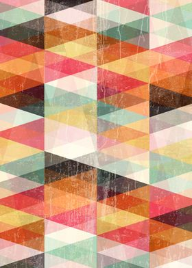 An abstract graphic poster!