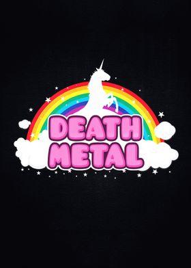 Full 100% Massive Death Metal Head Bang Spirit Guarante ...