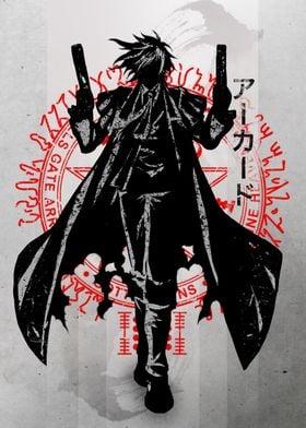 Crimson Alucard
