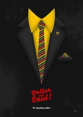 "Better Call Saul - Suit No. #1 - James Morgan ""Jimmy"" M ..."