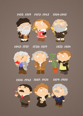 scientists and inventors