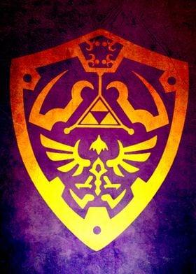 Zelda Shield II
