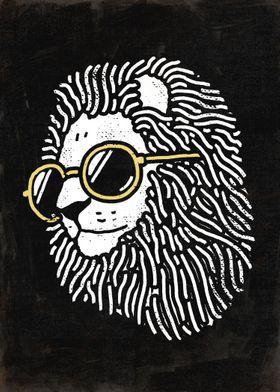Lion Art by Ronan LynamLions / lion / lion king / bla ...