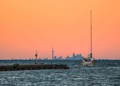 Taken at Port Dalhousie, St. Catharines, Ontario, Canad ...