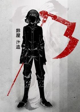 Crimson Juuzou