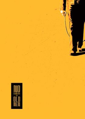 No Country for Old Men - alternative movie poster