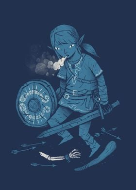 breath of the link!