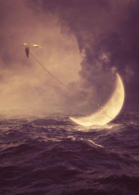 Savior of the moon