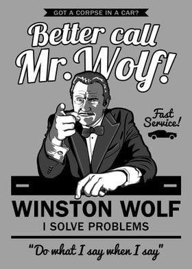 Better Call Mr. Wolf