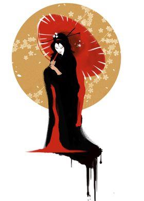 ink geisha