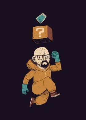 walter white power up!
