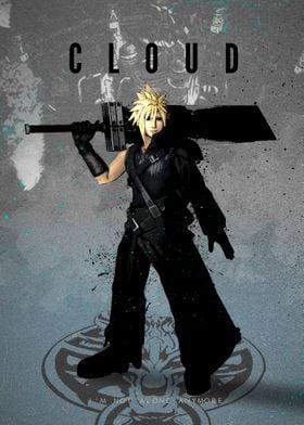Final Fantasy - Cloud