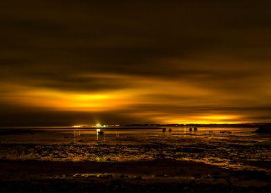 Lindisfarne is on the coast of Northumberland, It is li ...