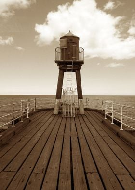 Photograph taken in Whitby, England.