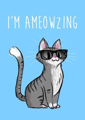 I'm Ameowzing