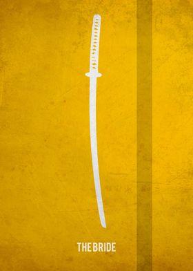 Legendary Weapons - The Bride's Hattori Hanzo Sword