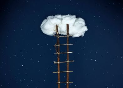 Stairway to the clouds