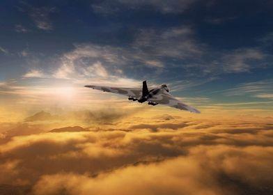 Vulcan Bomber Xh558. Vulcan Bomber XH558 retired from f ...