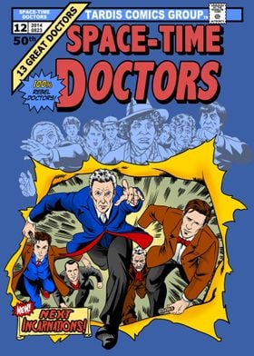 Space Time Doctors