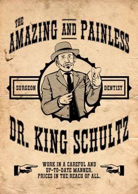 Dr. King Schultz