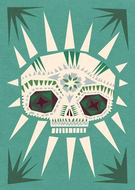 Sugar skull II