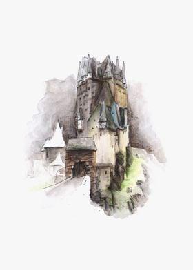 Please enjoy this romantic fortress