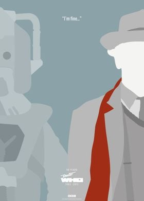 Doctor Who 50th Anniversary Posters: The 7th Doctor